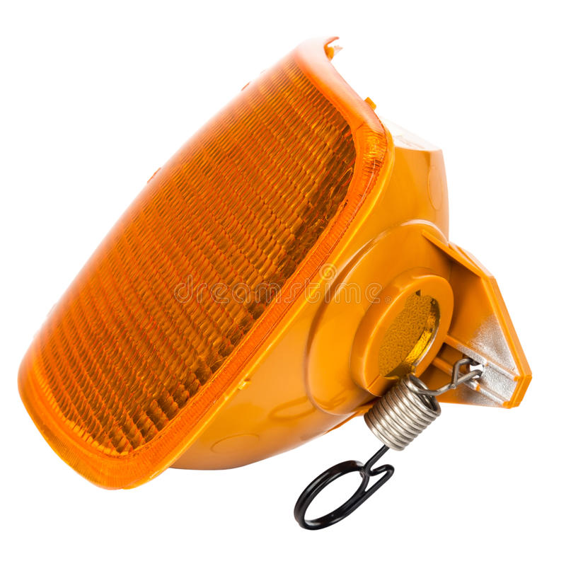 Download Indicator lamp stock photo. Image of auto, safety, bulb - 25936778