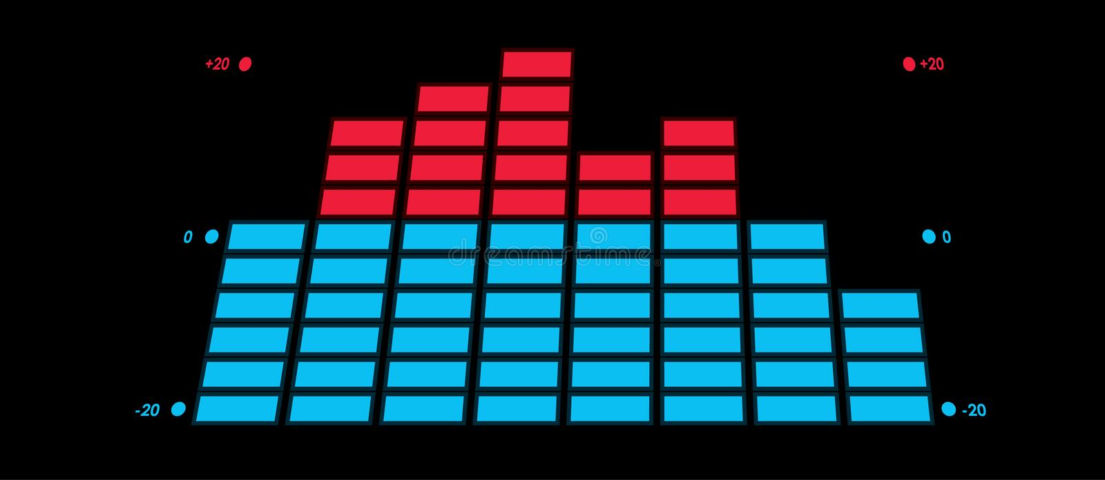 Download Indicator Of Musical Equipment Stock Vector - Image: 2670349