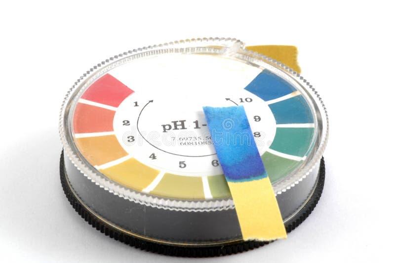 Indicator Paper stock photos