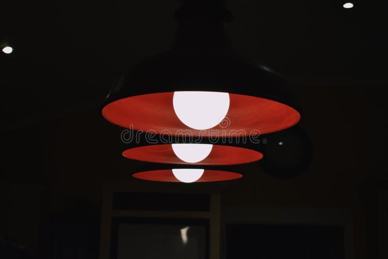 Indicatore luminoso luminoso fotografia stock libera da diritti