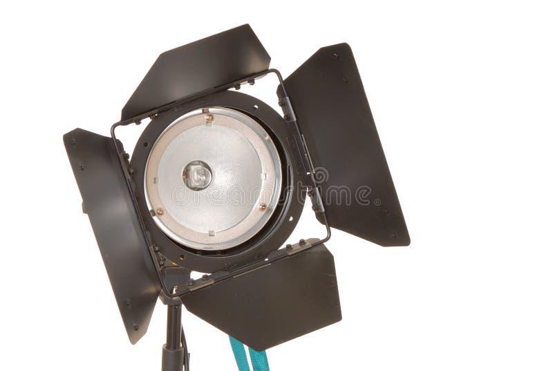Indicatore luminoso dello studio fotografia stock libera da diritti