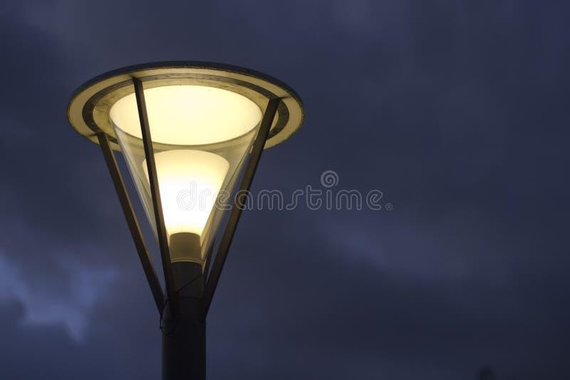 Indicatore luminoso di via immagine stock