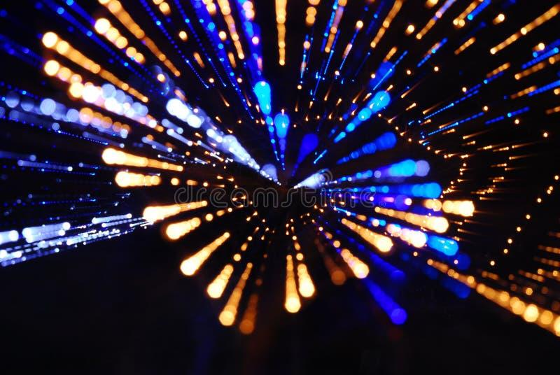 Indicatore luminoso magico immagini stock libere da diritti