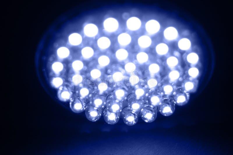 Indicatore luminoso piombo fotografia stock