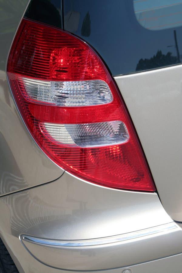 Indicatore luminoso posteriore fotografie stock