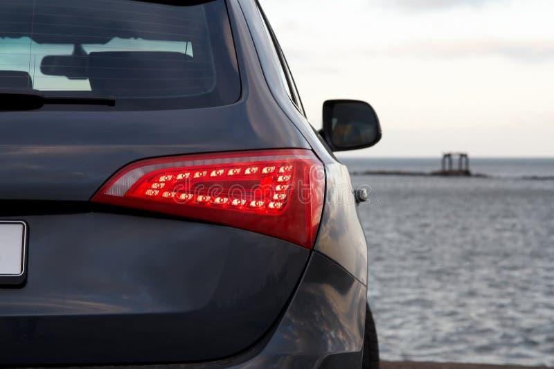 Indicatore luminoso posteriore immagine stock