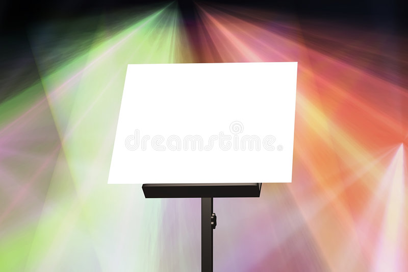 Download Indicatore Luminoso Scenico Illustrazione di Stock - Illustrazione di luce, invito: 3885862