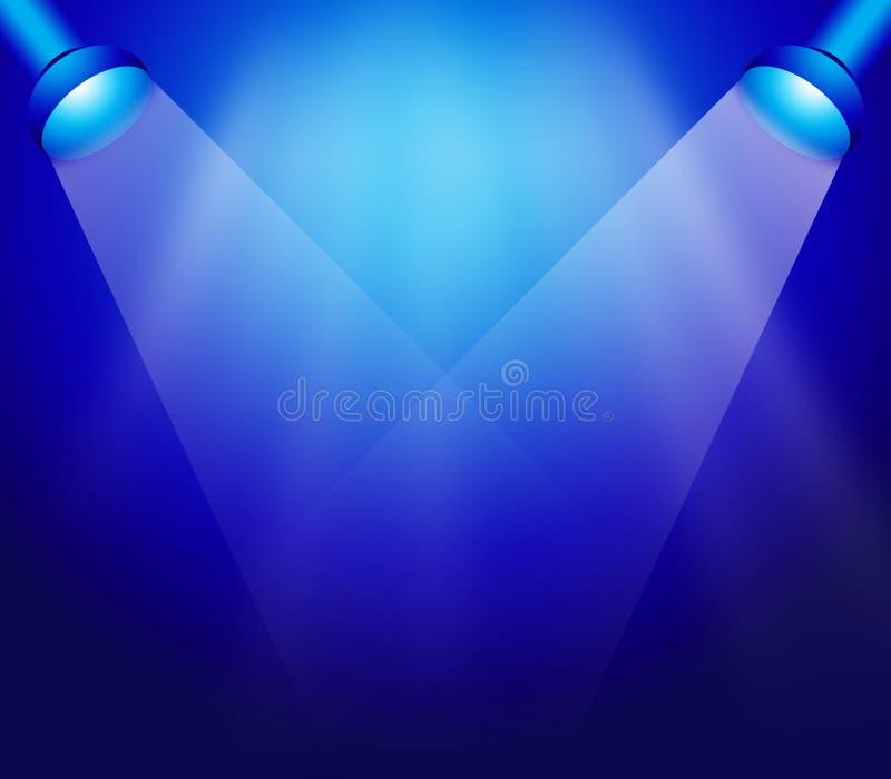 indicatori luminosi royalty illustrazione gratis