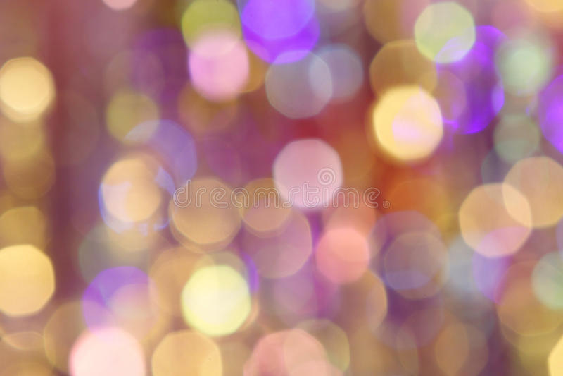 Indicatori luminosi astratti fotografie stock