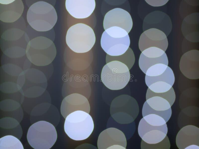 Indicatori luminosi astratti del bokeh immagini stock libere da diritti
