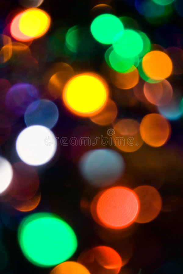 Indicatori luminosi Colourful immagine stock libera da diritti