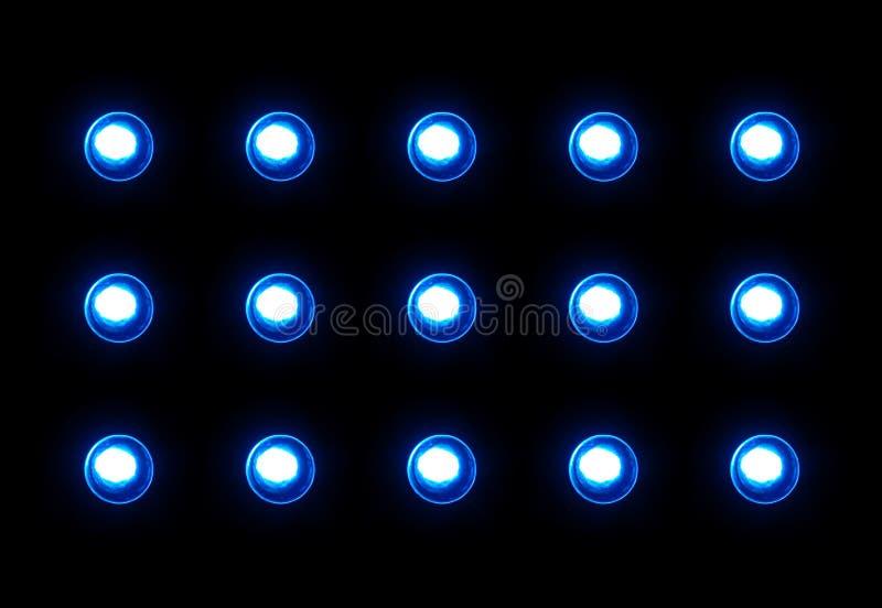 Indicatori luminosi del randello illustrazione vettoriale