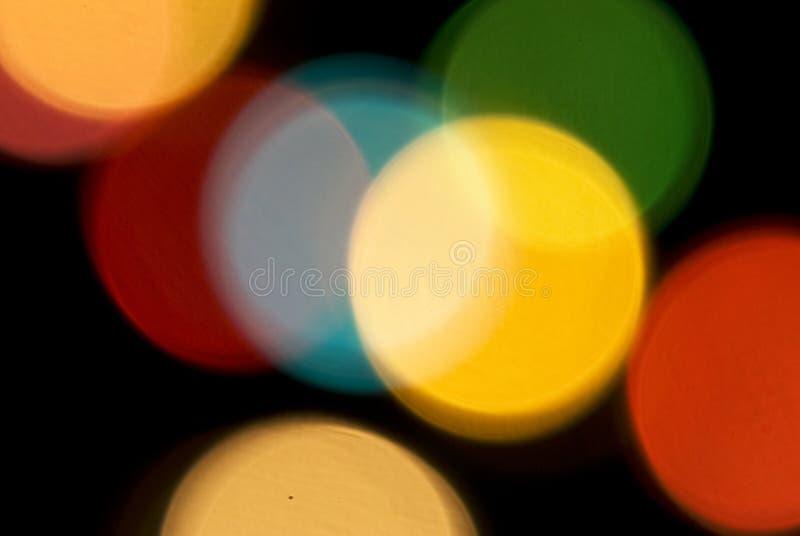 Indicatori luminosi della discoteca fotografie stock libere da diritti