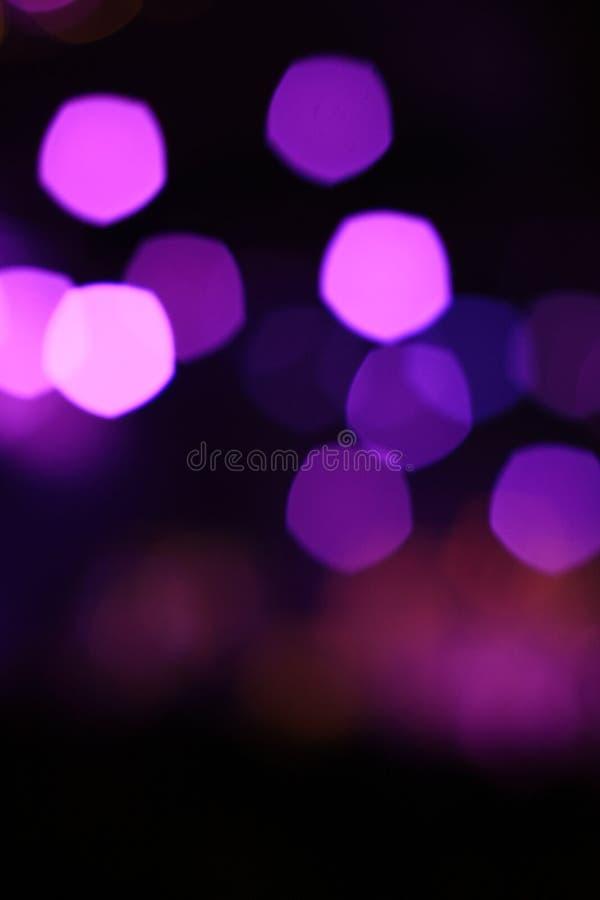 Indicatori luminosi di concerto fotografie stock