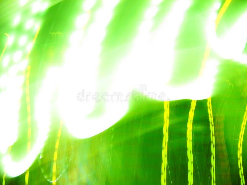 Indicatori luminosi di sera fotografia stock libera da diritti