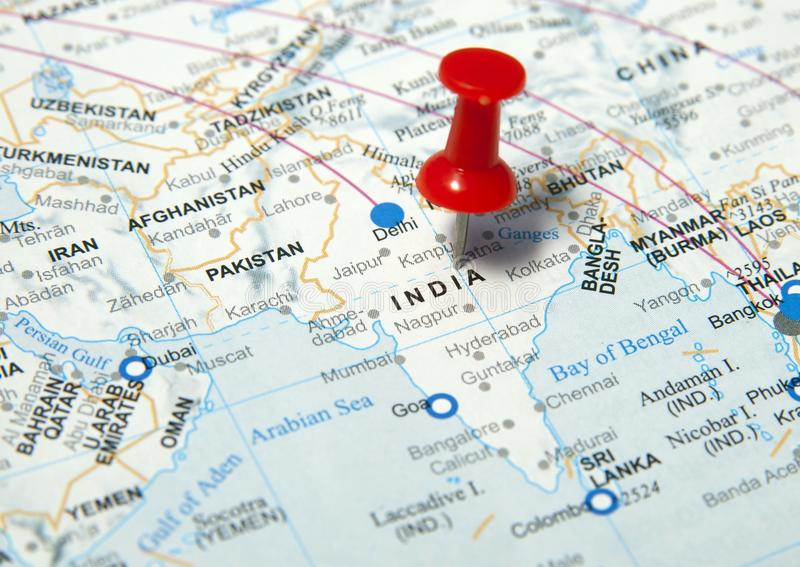 Indien stockfoto