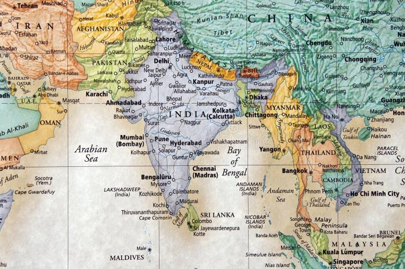Indien lizenzfreie stockbilder