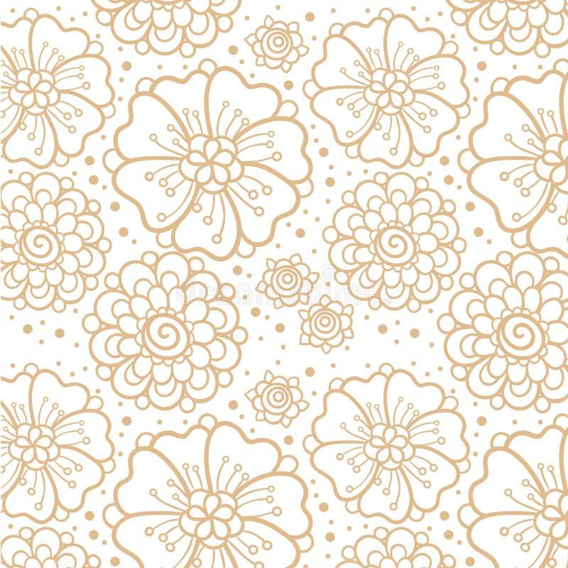 Indien beige modèle mendi de schéma photos stock