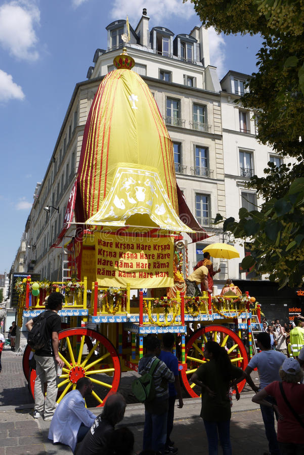 Download Indian Festival, Ratha Yatra Editorial Stock Photo - Image: 32090853