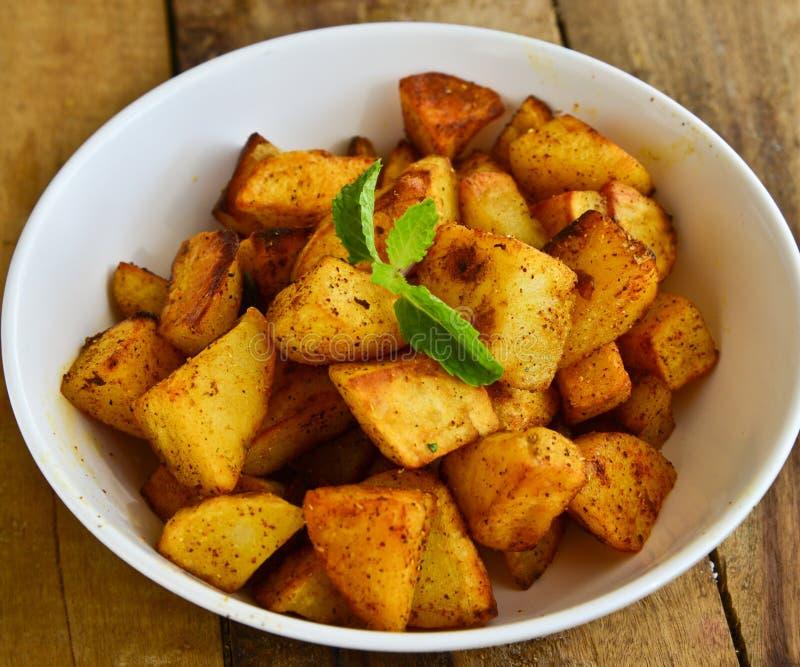 Indien Fried Potato image libre de droits
