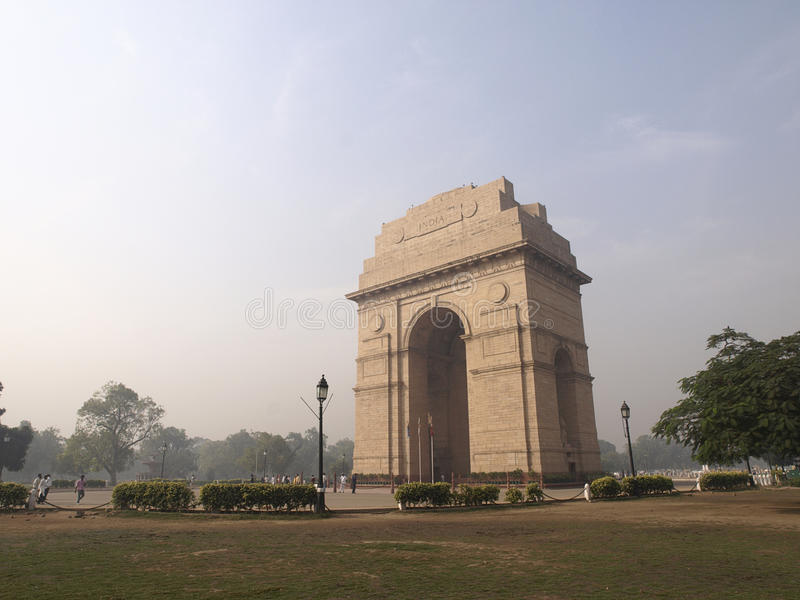 Indien-Gatter stockfoto