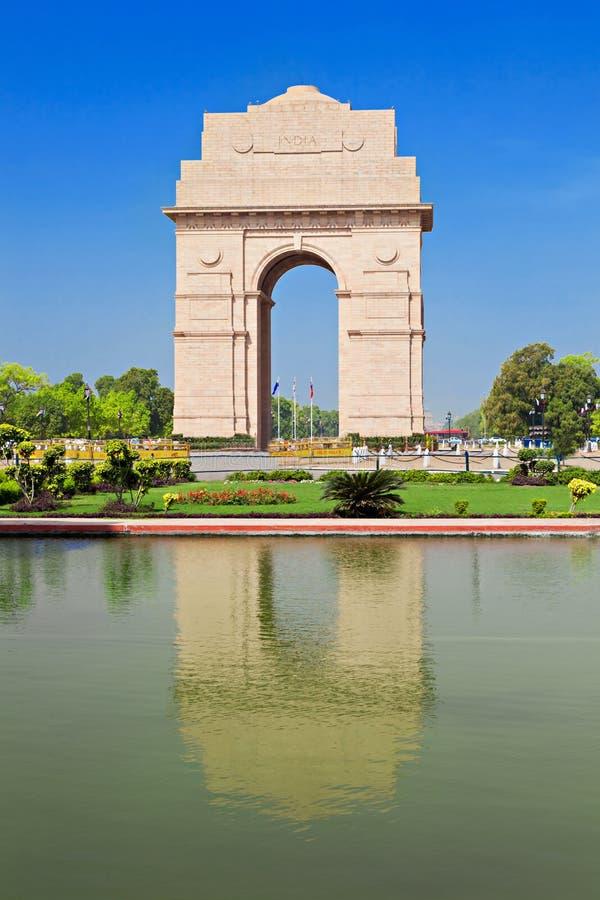 Indien-Gatter stockfotos