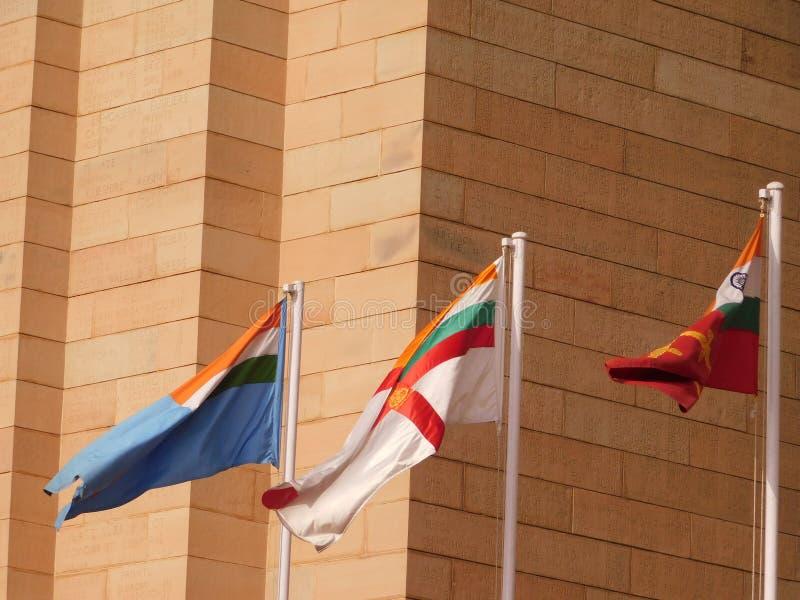 Indien port arkivfoton