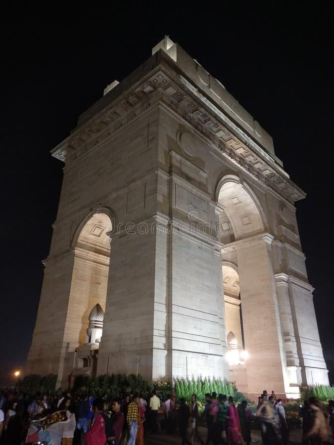 Indien port fotografering för bildbyråer