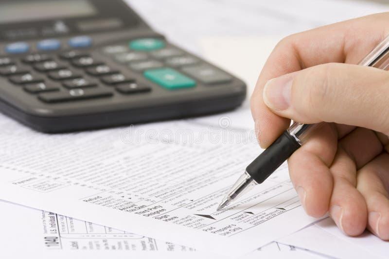 Indienende belastingen