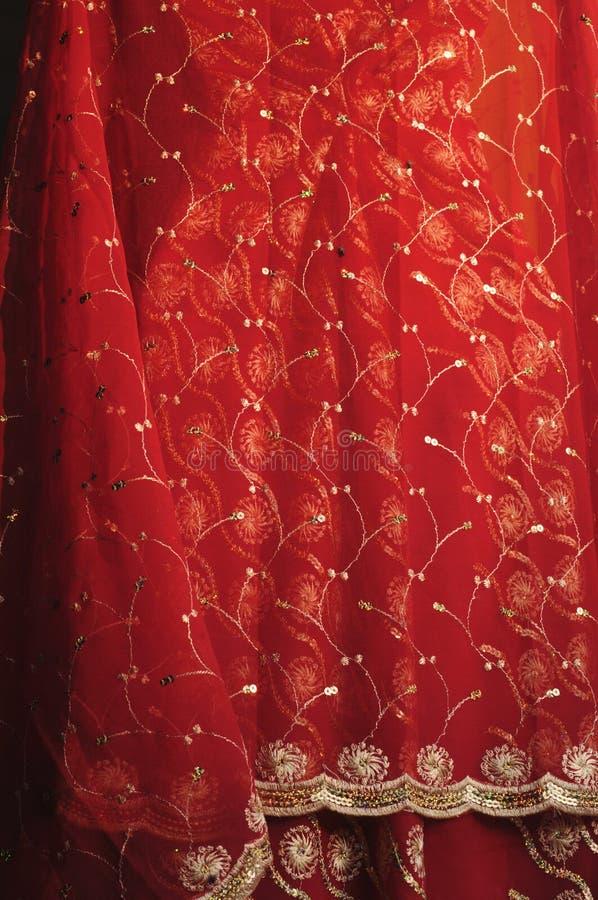 Indienjaipur wundervoller Saree lizenzfreie stockbilder