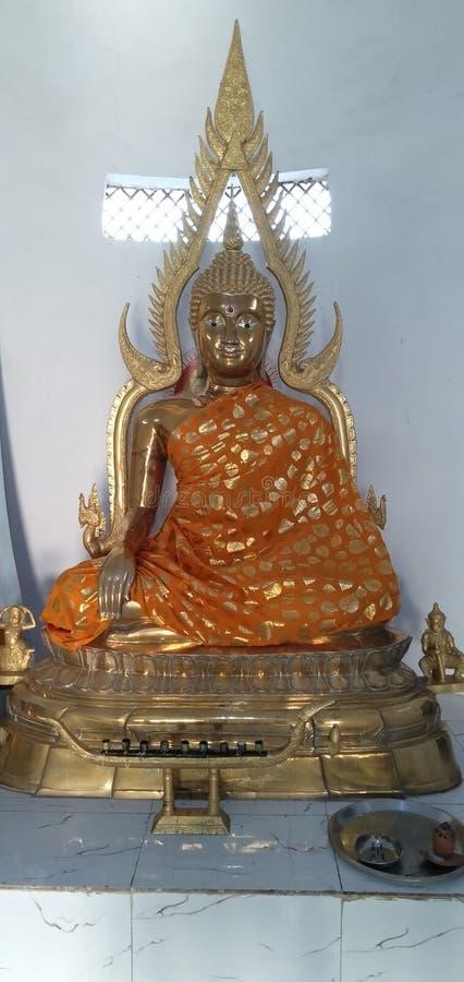 Indiens Amravati Wallpaper Gautam Buddha mandir stockfoto
