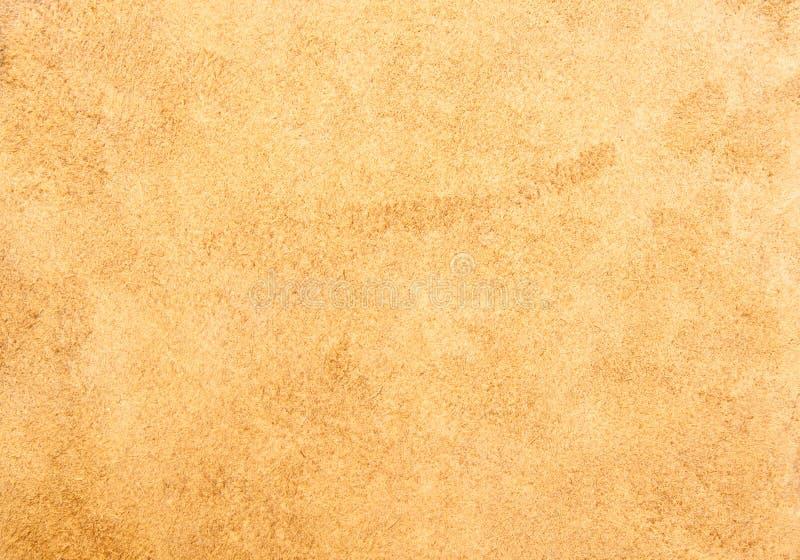 Indietro di struttura di cuoio fatta dalla pelle della mucca immagini stock