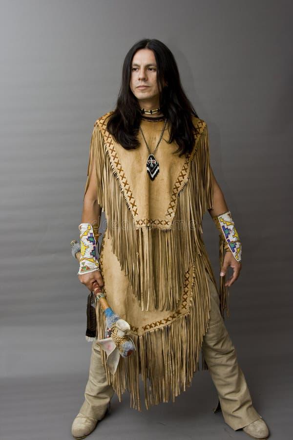 indigène américain images libres de droits