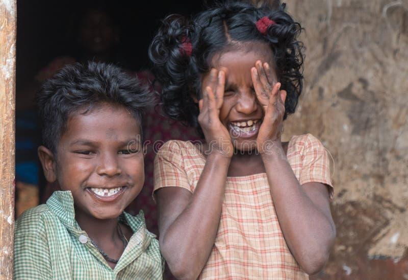 Indigènes du Kerala image stock