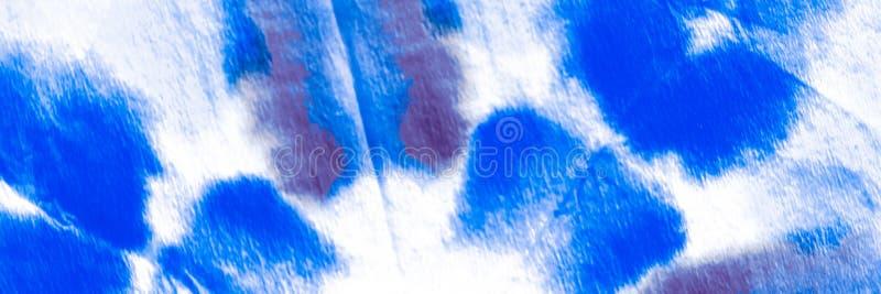 Indigo Artistic Dirty Canva. Ink Japanese Art royalty free stock image