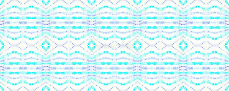 Tie Dye Pattern. Indigo and Blue Shibori seamless print. Tie Dye Pattern. Watercolor hand drawn batik. Summer ink japan illustration. Handmade watercolour shirt vector illustration