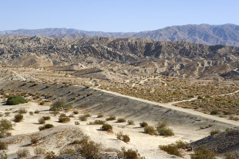 indio холмов стоковое изображение rf
