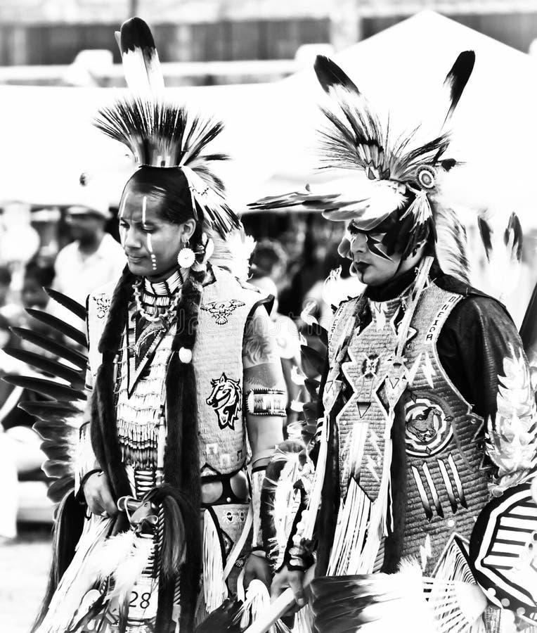 Indio nativo fotografía de archivo