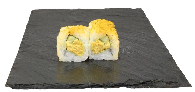Indio Tuna Roll Sushi fotos de archivo