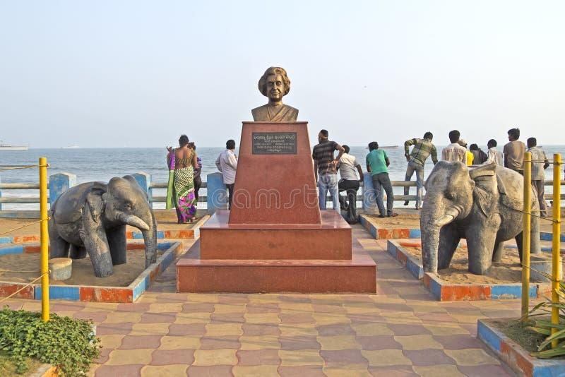 Indira Gandhi photo stock