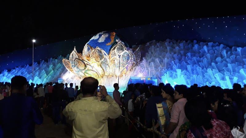 Indisch festival royalty-vrije stock foto