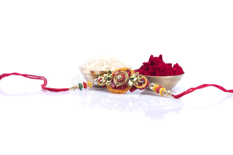 Indisch festival: Raksha Bandhan royalty-vrije stock afbeeldingen