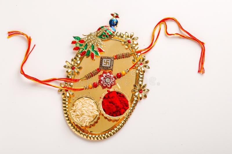 Indisch festival Raksha Bandhan stock afbeelding