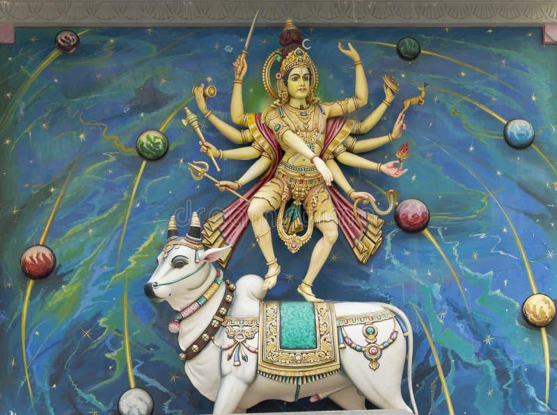 Indisch Godsstandbeeld royalty-vrije stock foto