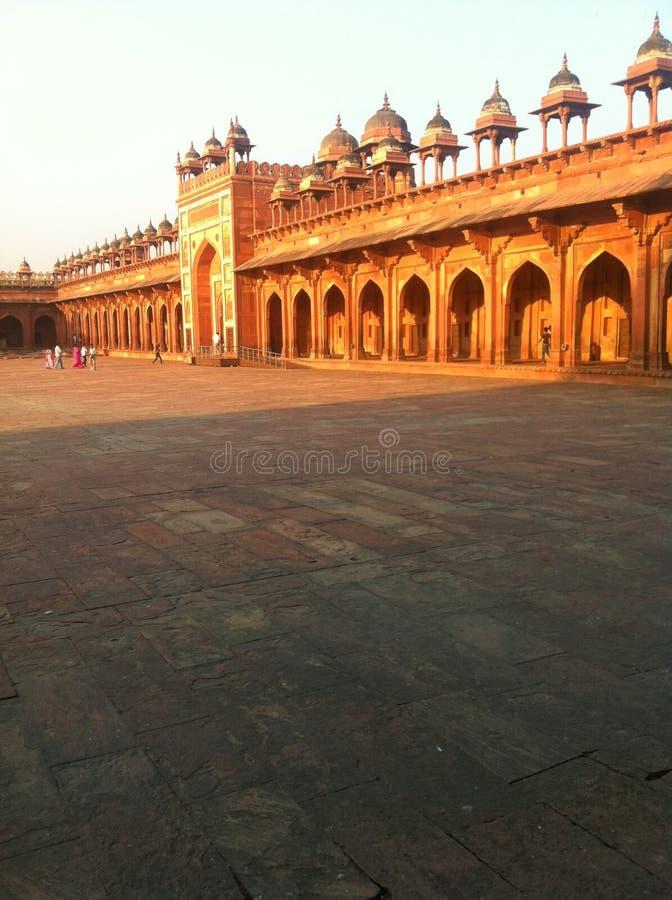 Indisch monument stock afbeeldingen