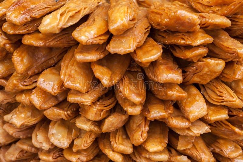 Indisch snoepje stock afbeelding