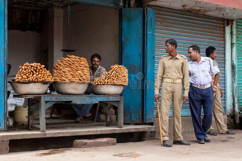 Indisch snoepje royalty-vrije stock foto