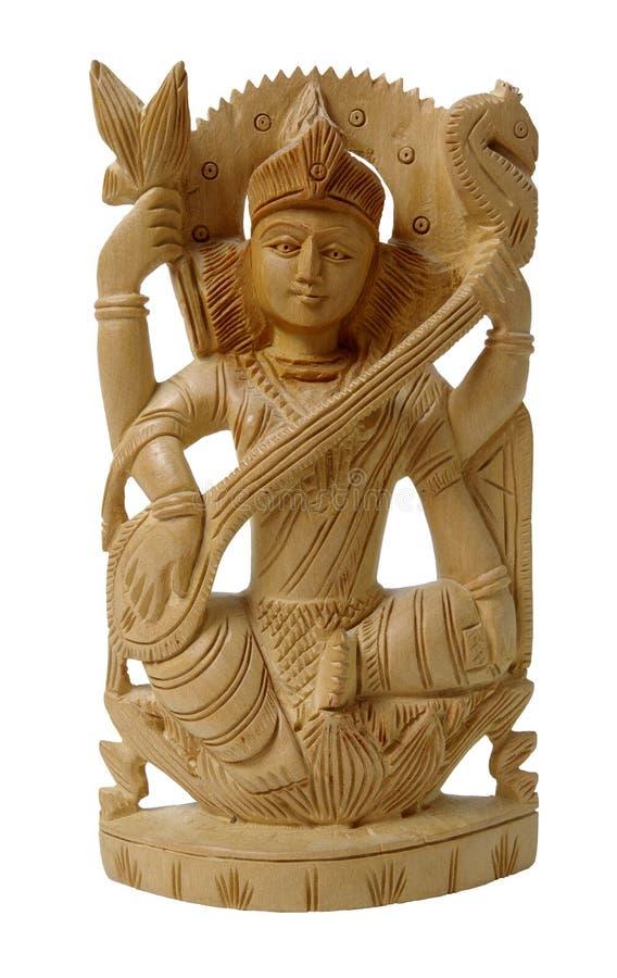 Indisch standbeeld royalty-vrije stock afbeelding