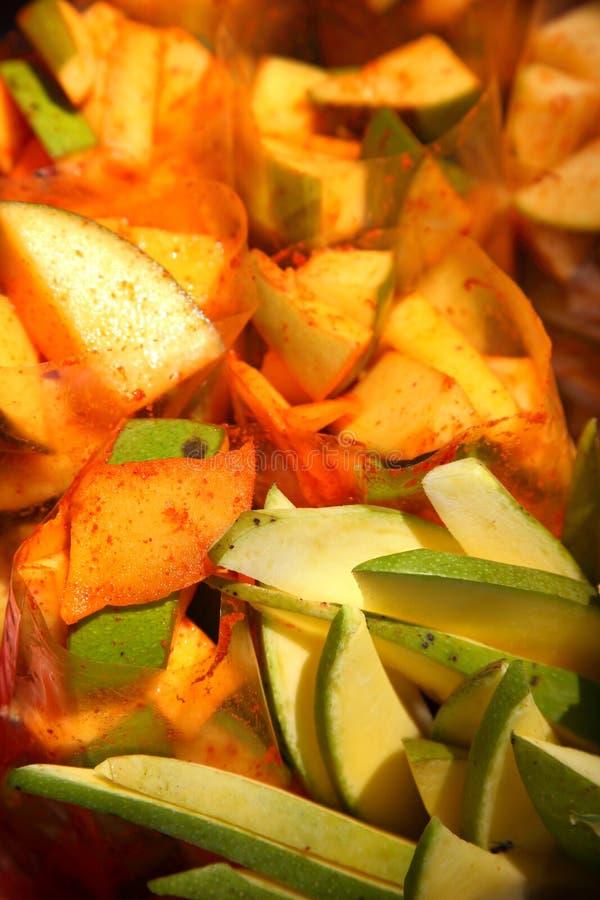 Indisch straatvoedsel royalty-vrije stock foto