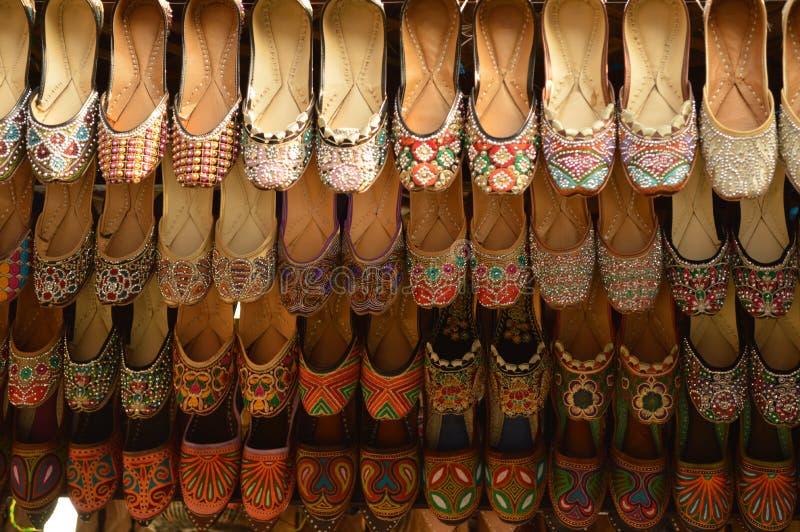 Indische Ballerinapomp royalty-vrije stock foto's